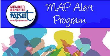 MAP Alert Program Logo