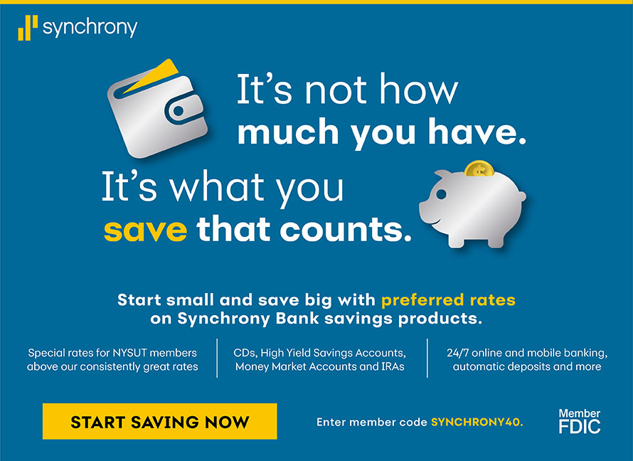 Synchrony Bank Savings Program